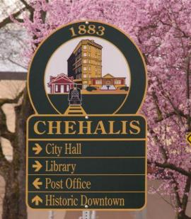 chehalis sign