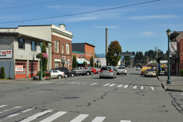 Main Street ...