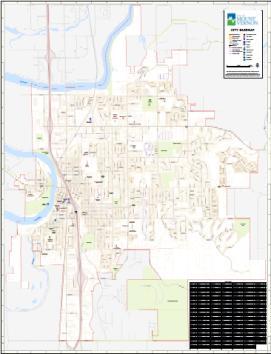 mount vernon city map