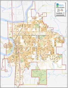 mount vernon parks map