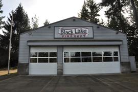 black lake fire department