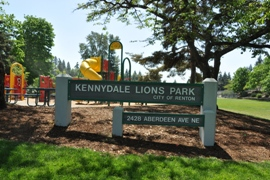 kingston lions park