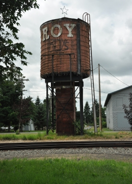 roy water tower