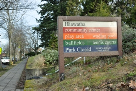hiawatha park