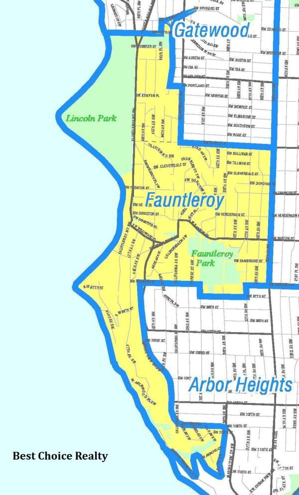 fauntleroy neighborhood