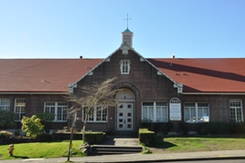 old fauntleroy school