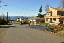 street in fauntleroy