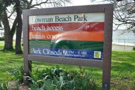 lowman beach park