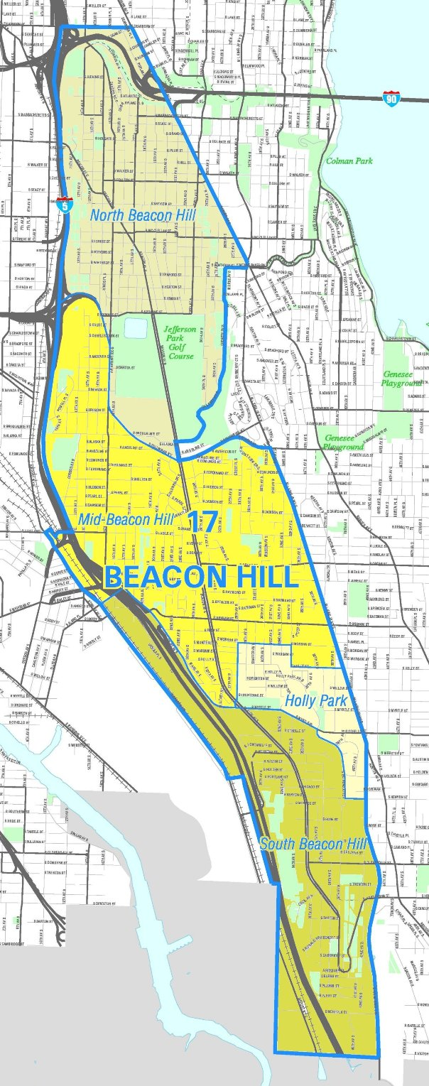 beacon hill map