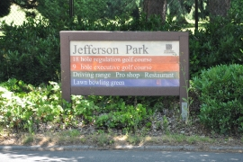 jefferson park golf