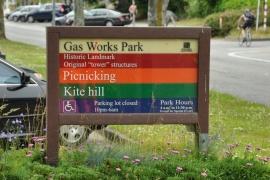 gas works park