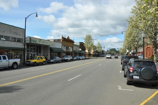 downtown shelton