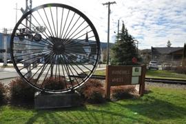 bandmill wheel