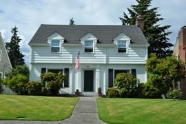 North End Tacoma Home