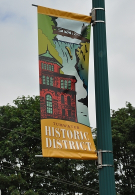 tumwater historic district
