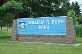 william bush park