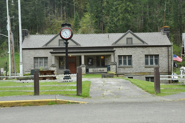 wilkeson town hall