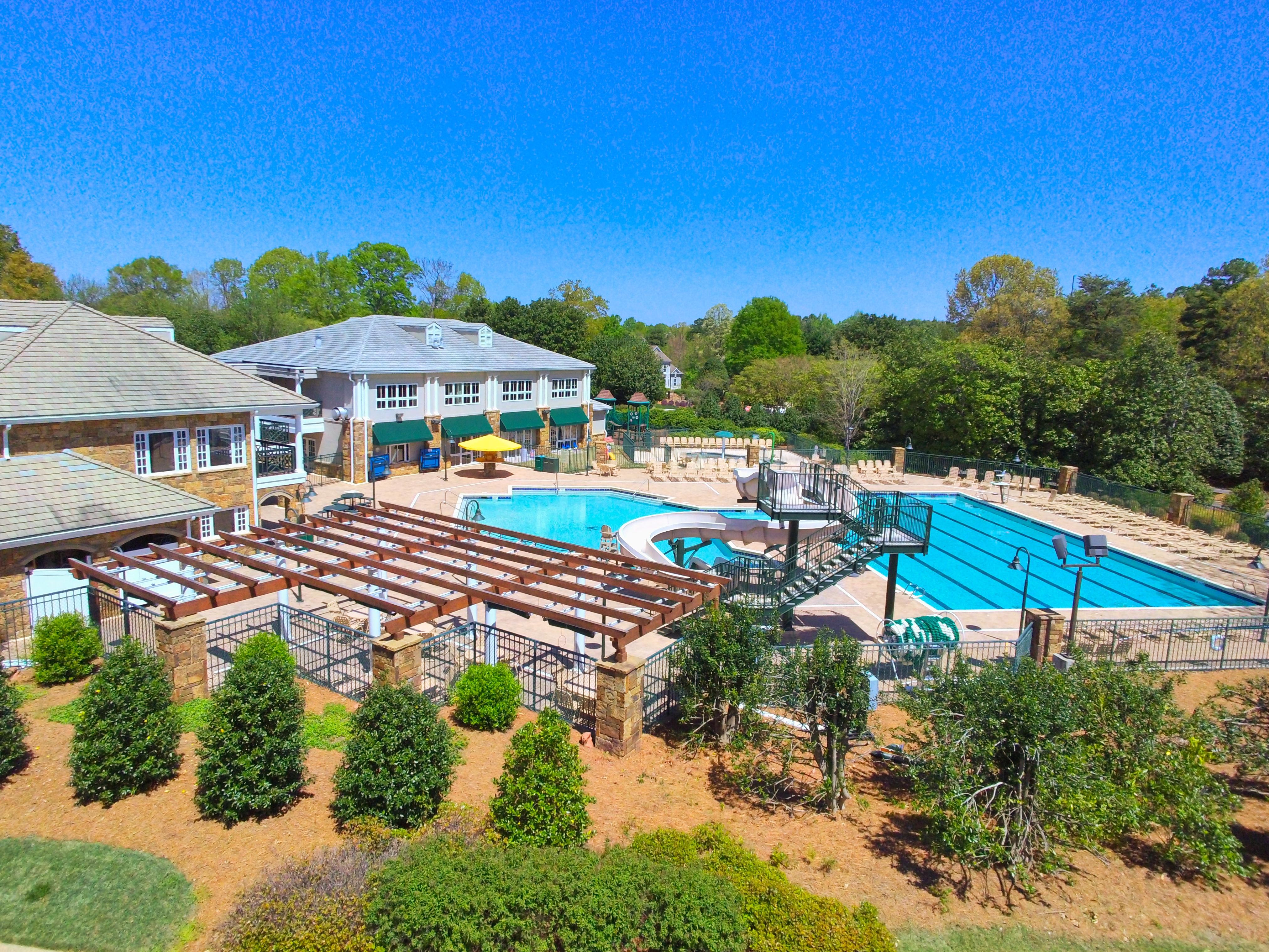 Peninsula Pool