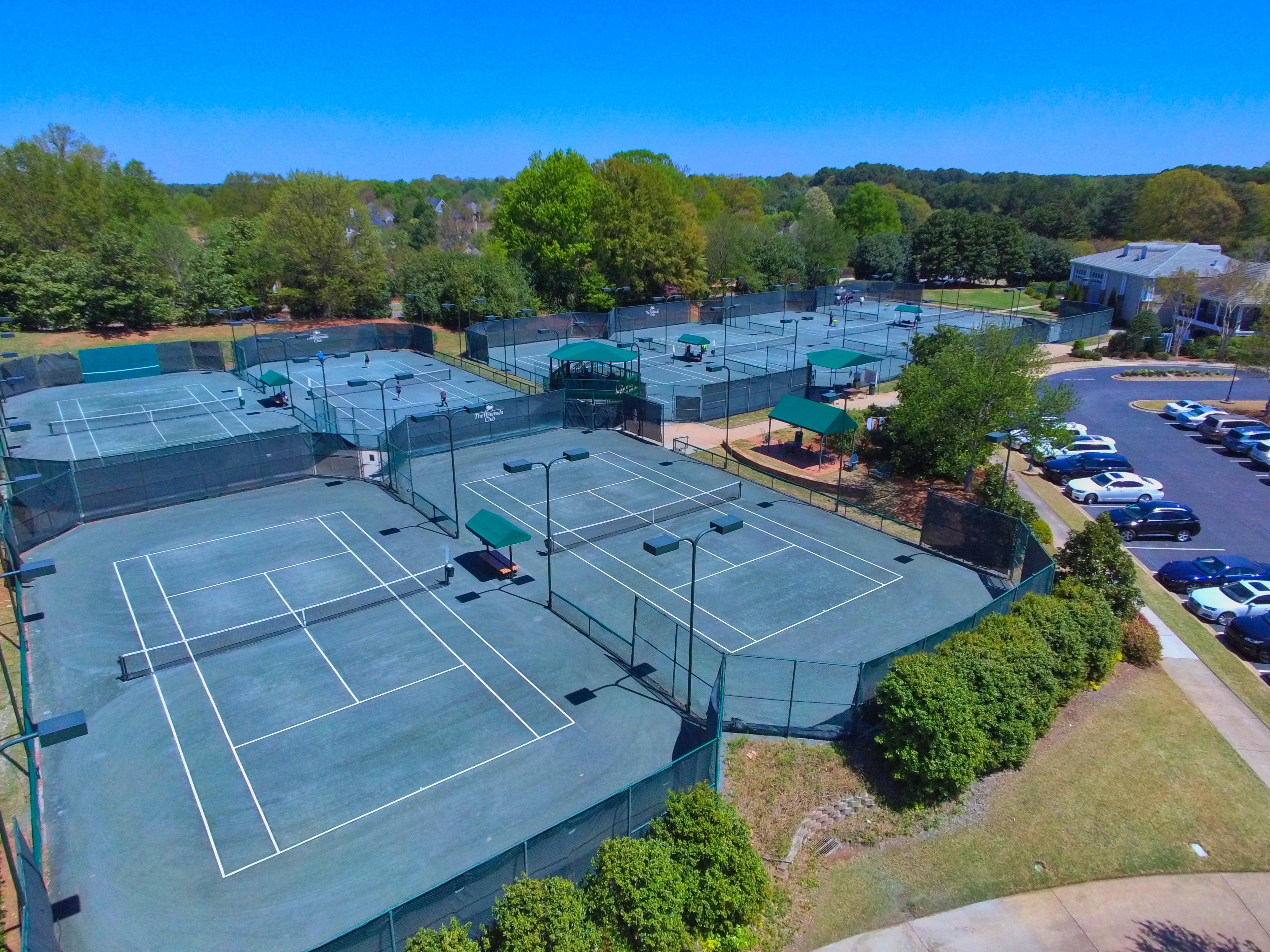 Peninsula Tennis Courts