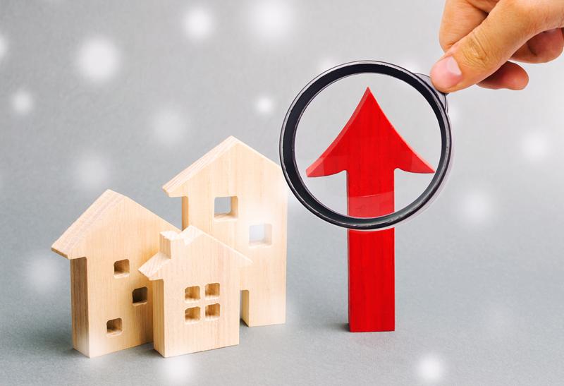 December House Price Surge