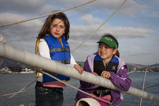Wellesley sailing