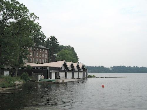 wellesley college boathouse