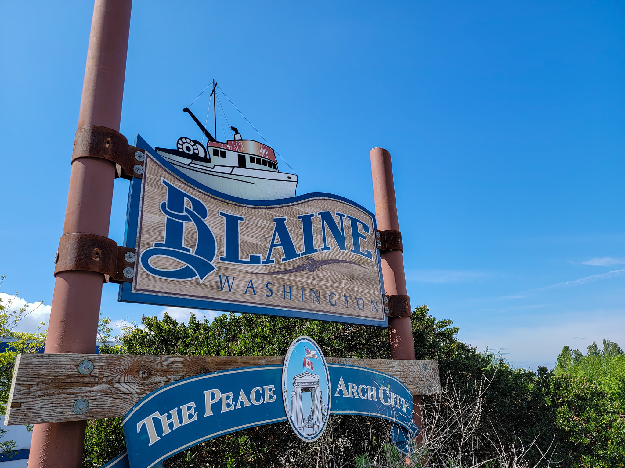 Blaine WA