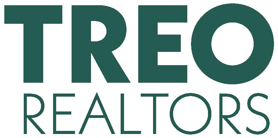 TREO Realtors Logo - Main - Green