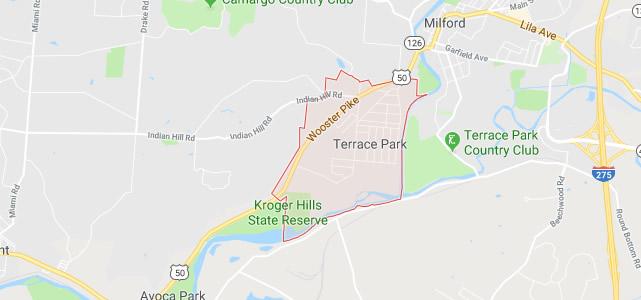 Terrace Park Map