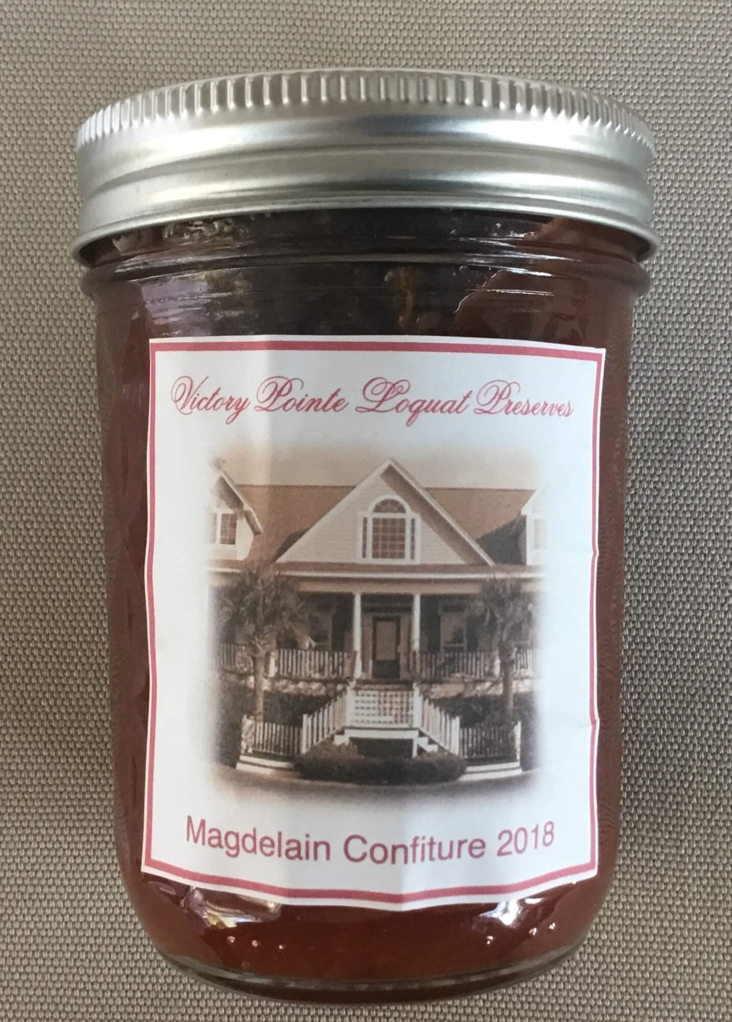 Loquat Jam and 4172 Victory Pointe