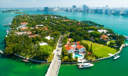 Star, Palm, and Hibiscus Islands | Cloud Realty Florida | Cloud Team