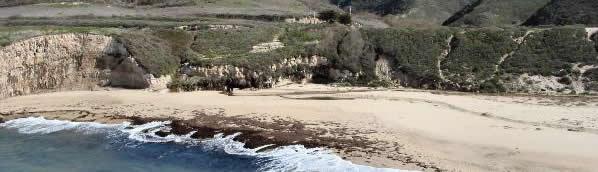 Bonny Doon Beach Property