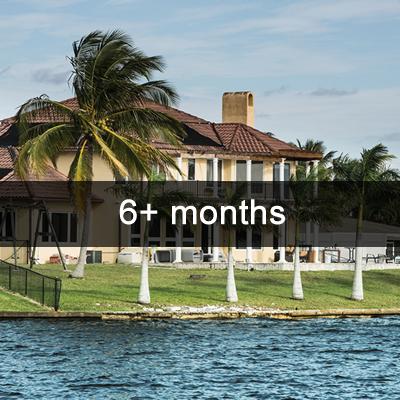 Long Term Rentals 6+ months