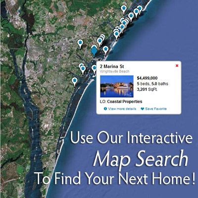 Interactive Real Estate Map