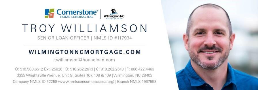 Wilmington NC Mortgage Broker