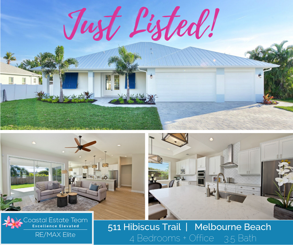511 Hibiscus Trail Melbourne Beach