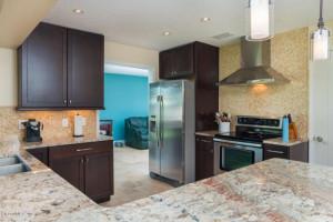 Gorgeous updated kitchen!