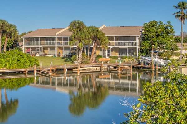 The Coastal Estate Team just sold this direct waterfront condo in Cocoa Beach!