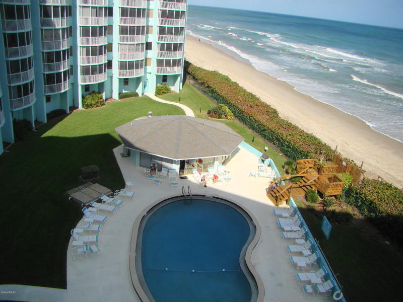 Just Sold! Satellite Beach direct oceanfront condo!