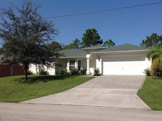 Just Sold! Excellent Location in Port Malabar, Palm Bay!