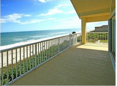 Just Sold! Direct Oceanfront Penthouse, Indialantic