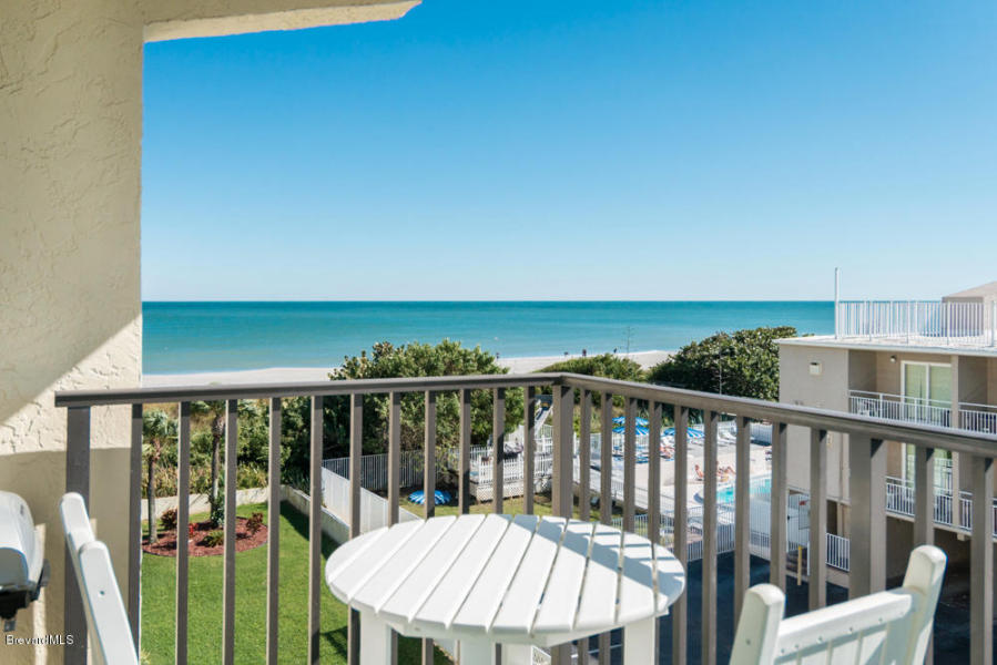 Just Sold! Stunning oceanfront condo, Cocoa Beach