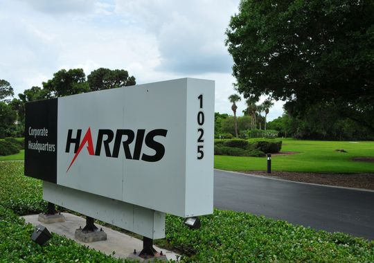 Harris will be keeping its headquarters in Melbourne! (Photo from Florida Today)