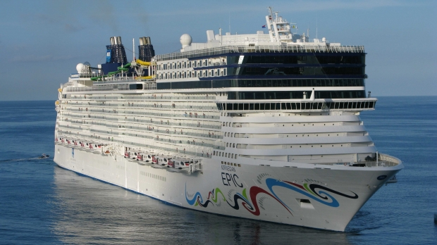 The Norwegian Epic will be based at Port Canaveral in 2016!