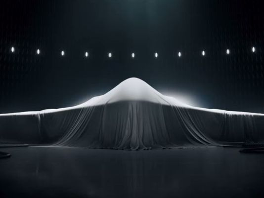 Northrop Grumman Wins Air Force Bomber Contract, Photo: Northrop Grumman