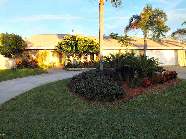Indialantic, FL Real Estate: Just Sold! Updated Indialantic Pool Home