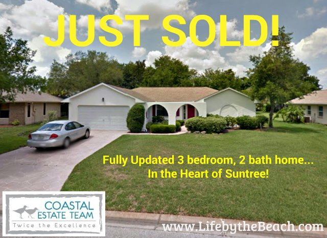 Suntree, FL Real Estate: Just Sold Updated Home in Suntree!