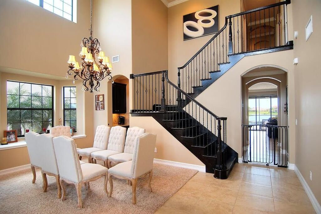 Beautiful upgrades and finishes throughout the home