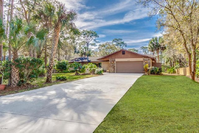 Melbourne, FL Real Estate: Just Sold! Updated Pool Home on 0.85 Acres