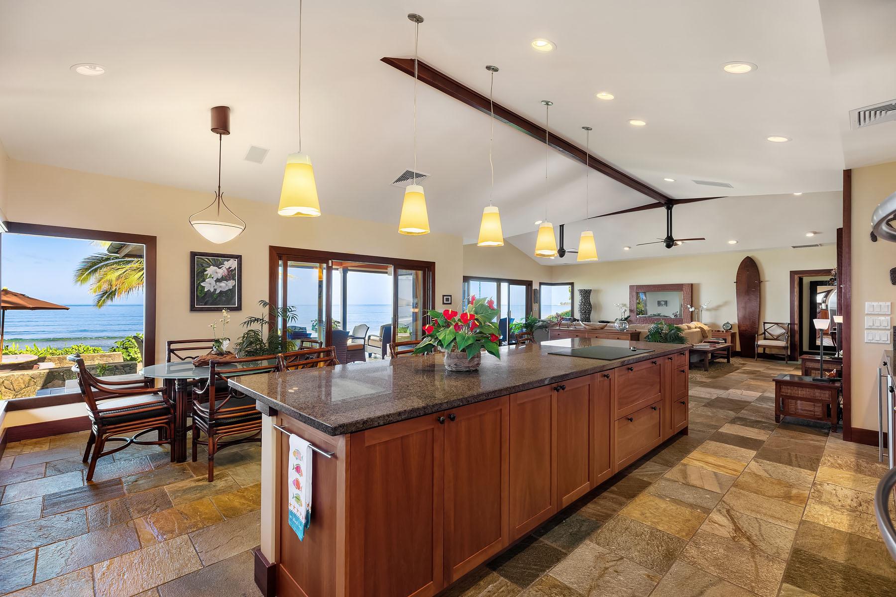 kitchen north shore house
